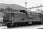 "SLM 4298 - SBB ""18505"" 11.06.1974 - Chiasso SmistamentoTheo Stolz"
