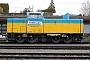 """MaK 800112 - Eberhard """"Bm 847 954-5"""" 17.12.2012 - NiederglattTheo Stolz"""