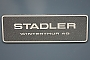"Stadler Winterthur L-9500/005 - SBB ""922 005-4"" 03.04.2010 - LuzernTheo Stolz"