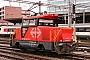 "Stadler Winterthur L-9500/006 - SBB ""922 006-2"" 20.02.2016 - Basel SBBTheo Stolz"