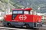 """Stadler Winterthur L-9500/012 - SBB """"922 012-0"""" 25.06.2011 - BrigTheo Stolz"""