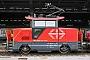 "Stadler Winterthur L-9500/016 - SBB ""922 016-1"" 06.03.2011 - BaselTheo Stolz"