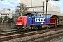 """Vossloh 1001389 - SBB Cargo """"Am 843 052-2"""" 24.12.2015 - NiederbottigenTheo Stolz"""