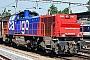 """Vossloh 1001395 - SBB Cargo """"Am 843 055-5"""" 03.07.2009 - LangenthalTheo Stolz"""