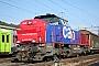 "Vossloh 1001398 - SBB Cargo ""Am 843 058-9"" 26.07.2006 - ThunTheo Stolz"