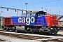 "Vossloh 1001401 - SBB Cargo ""Am 843 061-3"" 27.06.2010 - Bern WeyermannshausTheo Stolz"