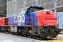 """Vossloh 1001418 - SBB Cargo """"Am 843 070-4"""" 02.04.2018 - BrigTheo Stolz"""