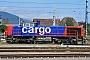 "Vossloh 1001420 - SBB Cargo ""Am 843 072-0"" 22.08.2009 - Yverdon-les-BainsTheo Stolz"
