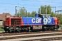 "Vossloh 1001425 - SBB Cargo ""Am 843 077-9"" 24.04.2018 - Yverdon-les-BainsTheo Stolz"
