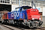 "Vossloh 1001433 - SBB Cargo ""Am 843 080-3"" 29.09.2017 - Basel, KleinhüningenTheo Stolz"