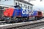 "Vossloh 1001438 - SBB Cargo ""Am 843 085-2"" 16.01.2010 - OensingenTheo Stolz"