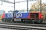 """Vossloh 1001439 - SBB Cargo """"Am 843 091-0"""" 20.10.2017 - SulgenTheo Stolz"""
