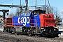 """Vossloh 1001440 - SBB Cargo """"Am 843 092-8"""" 05.03.2010 - LiestalTheo Stolz"""