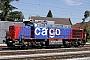 """Vossloh 1001440 - SBB Cargo """"Am 843 092-8"""" 16.07.2011 - SuhrTheo Stolz"""