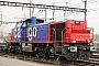 """Vossloh 1001443 - SBB Cargo """"Am 843 095-1"""" 10.02.2017 - MuttenzTheo Stolz"""