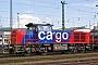 """Vossloh 1001461 - SBB Cargo """"Am 842 101-8"""" 24.08.2005 - Basel, Badischer BahnhofTheo Stolz"""