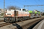 "Vossloh 5001493 - Sersa ""Am 843 152-0"" 21.04.2015 - KerzersTheo Stolz"